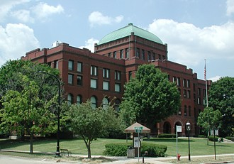 Kane County Courthouse